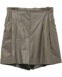 Soallure Shorts & Bermuda Shorts - Grey