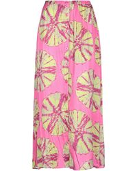 True Religion Long Skirt - Pink