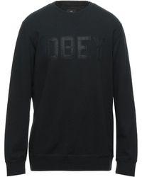 Obey Sweatshirt - Schwarz