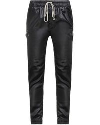 Rick Owens Pantalones - Negro