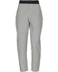 Pianurastudio Casual Trousers - Black