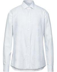 Salvatore Piccolo Camicia - Bianco