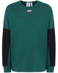 adidas Originals T-shirts - Grün