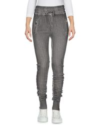 Wlg By Giorgio Brato - Casual Pants - Lyst