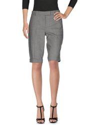 Incotex - Bermuda Shorts - Lyst