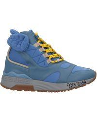 Versace High Sneakers & Tennisschuhe - Blau