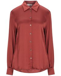 Ottod'Ame Camicia - Rosso
