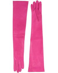 Versace Gloves - Pink