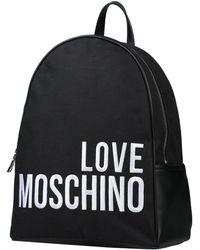 Love Moschino Zaini e Marsupi - Nero