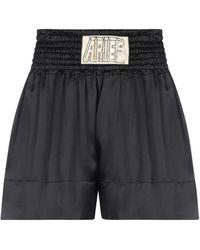 Aries Pantalones cortos y bermudas - Negro