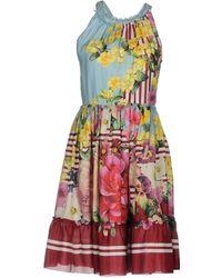 Blugirl Blumarine - Knee-length Dress - Lyst