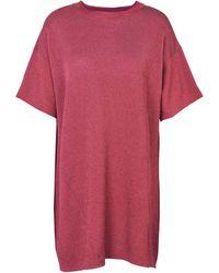 Laneus Robe courte - Rose