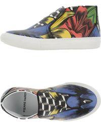 Pierre Hardy - Low-tops & Sneakers - Lyst