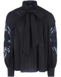 See By Chloé Blouse - Black