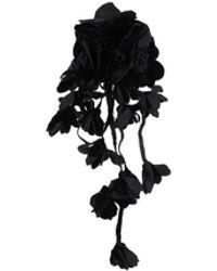 Philosophy Di Lorenzo Serafini Brooch - Black