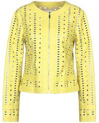 CafeNoir Jacket - Yellow