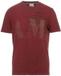 Aeronautica Militare T-shirt - Rouge