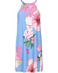 Raffaela D'angelo Short Dress - Blue