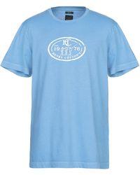 promo code ea9a6 4f8e5 MILANO 140 Cashmere T-shirt in Light Grey (Gray) for Men - Lyst