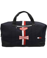 9844ac8b3 Lyst - Tommy Hilfiger Travel & Duffel Bag in Blue for Men