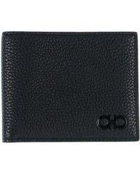 Ferragamo Wallet - Black