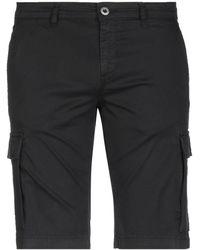 Franklin & Marshall Shorts et bermudas - Noir