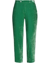 Roseanna Casual Trousers - Green