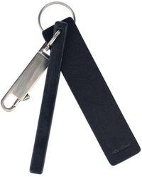 Rick Owens Key Ring - Black