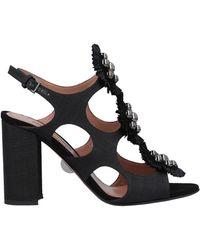 Samuele Failli Sandals - Black