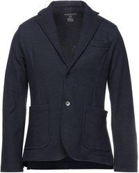 Majestic Filatures Suit Jacket - Blue