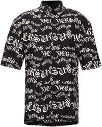 Versus Shirt - Black