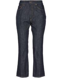 Mauro Grifoni Capri jeans - Blu