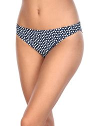 Tory Burch Bikini Bottom - Blue