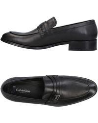 Calvin Klein - Loafers - Lyst