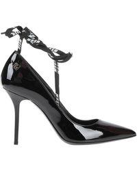 MSGM Zapatos de salón - Negro