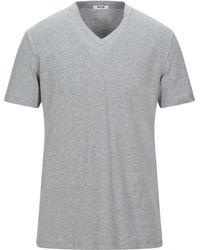 MSGM Camiseta interior - Gris
