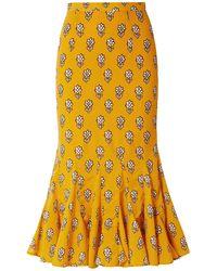 RHODE Long Skirt - Multicolor