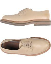 Brunello Cucinelli Chaussures à lacets - Neutre