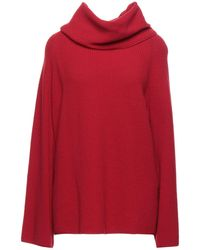 Weekend by Maxmara Turtleneck - Red
