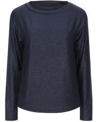 Majestic Filatures T-shirt - Bleu