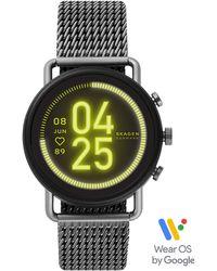 Skagen Smartwatch - Grau