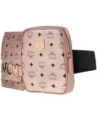 MCM Bum Bag - Pink