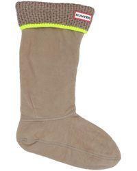 HUNTER Calcetines y medias - Multicolor