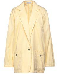 Fontana Couture Suit Jacket - Yellow