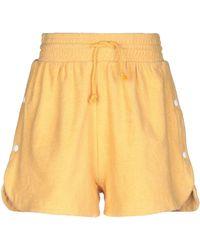 Baserange Shorts - Yellow