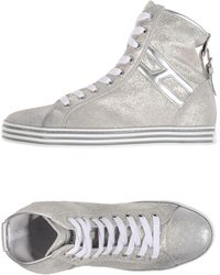 Hogan Rebel - High-tops & Sneakers - Lyst