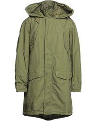 Tommy Hilfiger Overcoat - Green