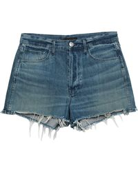 3x1 - Shorts vaqueros - Lyst