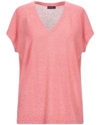 Peserico Sweater - Pink