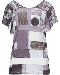 Issey Miyake T-shirts - Mehrfarbig